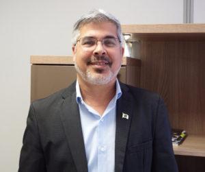 Na foto o chefe de Gabinete da secretaria: Fernando Silva